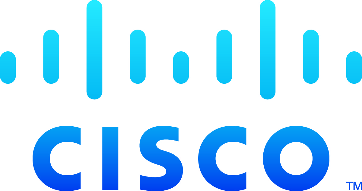 Cisco logo with tm dk blue tritone gradient cmyk