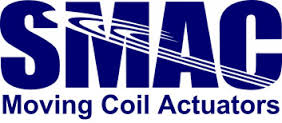 Smac moving coil actuators logo