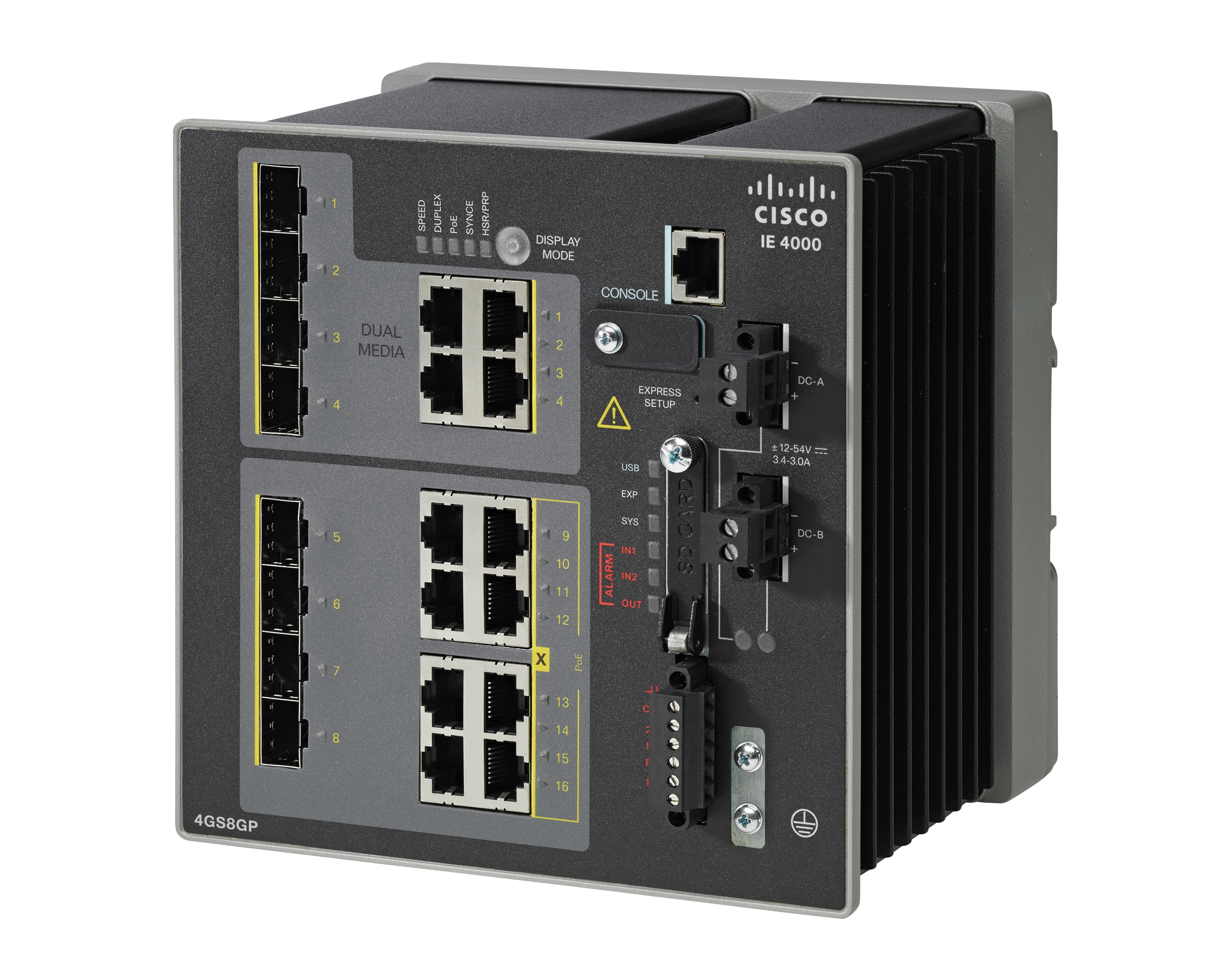 Cisco ie4000